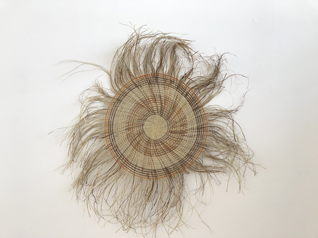 14. Woven Mat byLinda Namiyal Bopirri