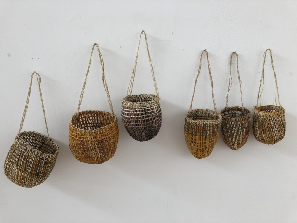 Dilly Bags by Mary Dhapalanu - prices from $100 - $180