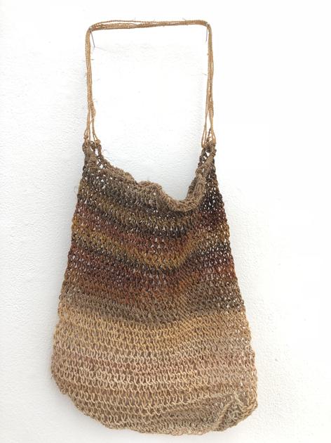 Bush String Bag by Julie Yikaki