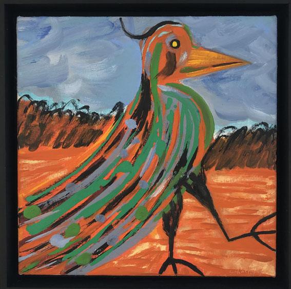 14. Bird