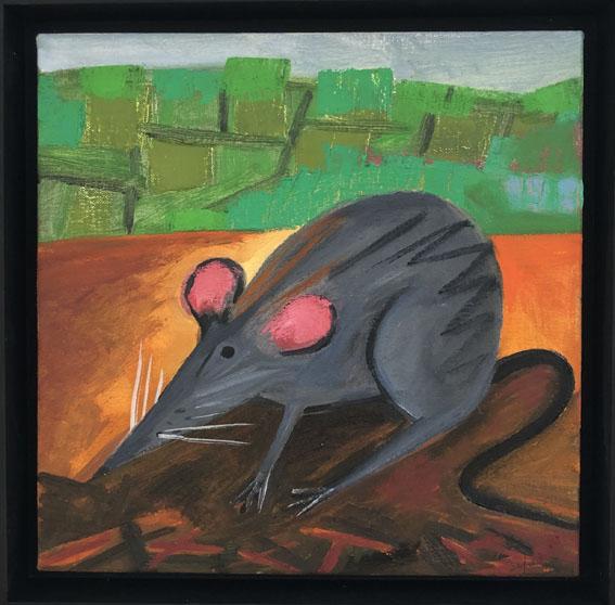 18. Bush Mouse