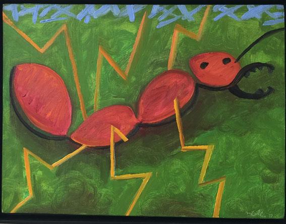 25. Bull Ant