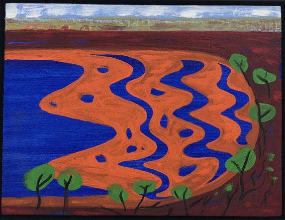 7. Mud Flats