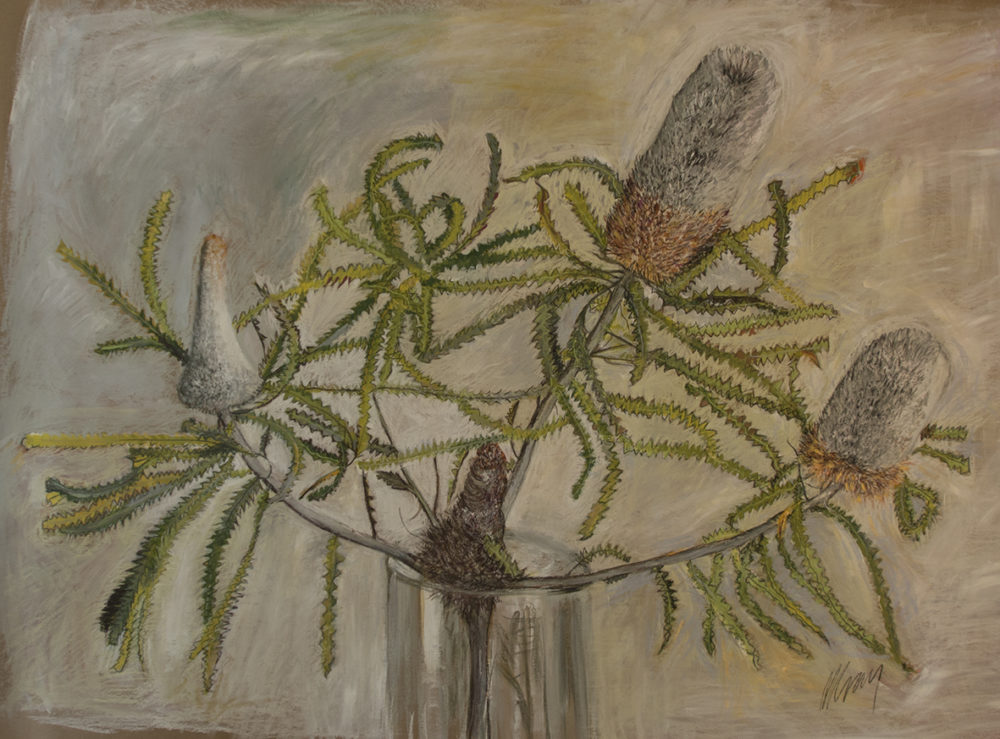 19. Banksia Trio