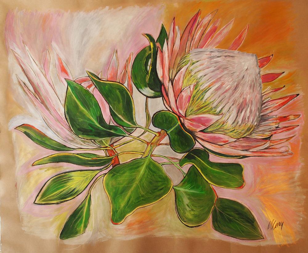 2. Protea Solo