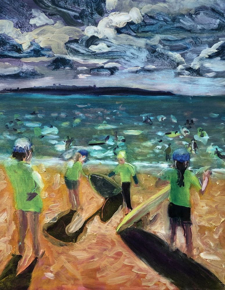 Nippers at Woolami Waters