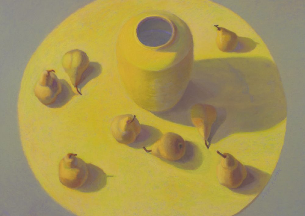 5. Yellow Table Objects